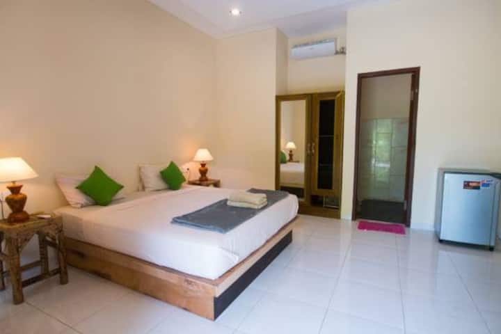 Villa Bluemoon Deluxe Room With Pool Wiew 1