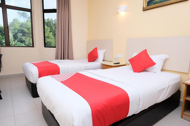 Seven Days Hotel- 1BR Family Suite! On Sale