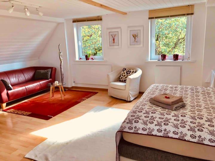 Gemütliche  Dachgeschoss- Wohnung