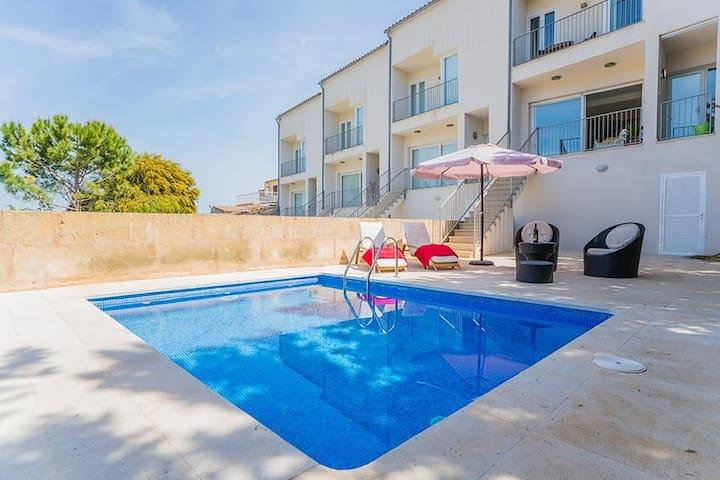 Amazig House in Maria de la Salut. Mallorca - Maria de la Salut - Rumah Bumi