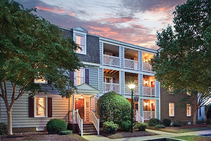 ★2BD/2BA Wyndham Kingsgate -Williamsburg Retreat★
