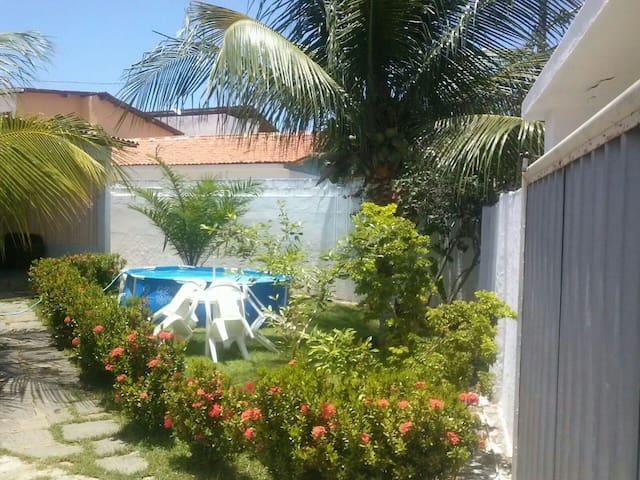 Casa em Camboinha 2- Carnaval - Cabedelo - บ้าน