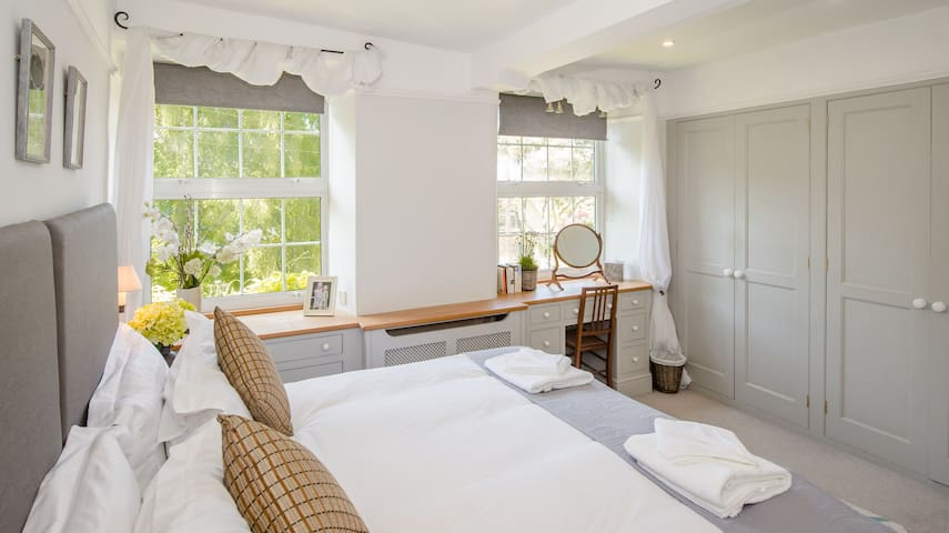 """Cotswold House - """"Grey"""" Bedroom (Price for 2)"""