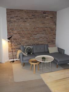 Autentisk Nørrebro lejlighed - København