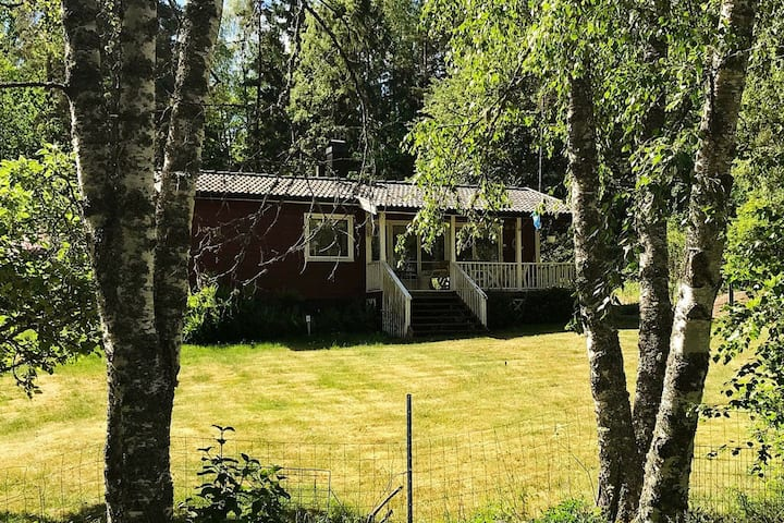 4 star holiday home in BJÖRKVIK