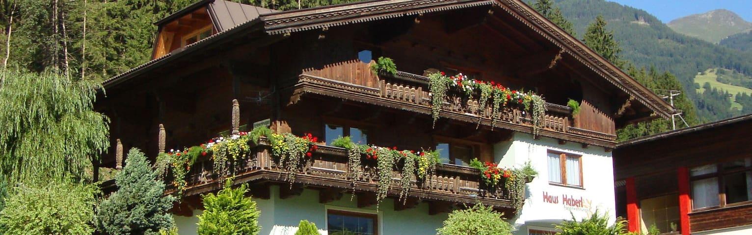 Apartment Haberl - Wohnung Weide Sommer
