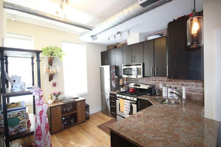 Hoboken One Bedroom - Hoboken - Condominium