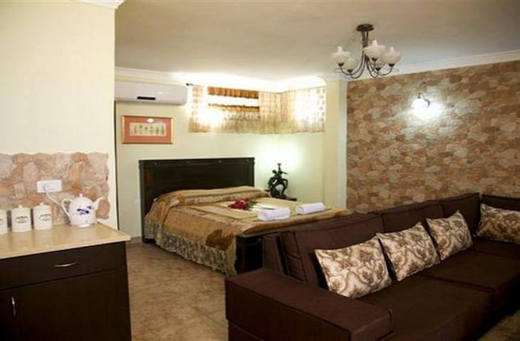 Dead sea zimmer - Neve Zohar - Apartment
