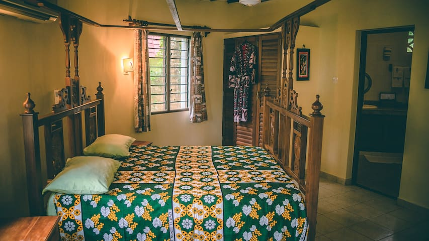 Room zebra