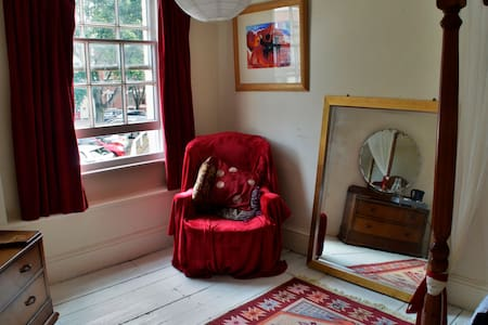 Beautiful double four poster room - Hereford