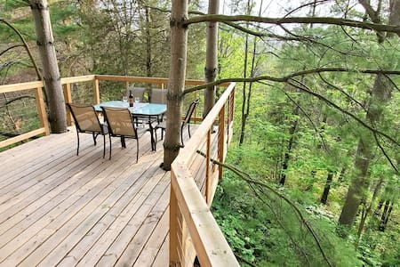Whispering Pines Treehouse