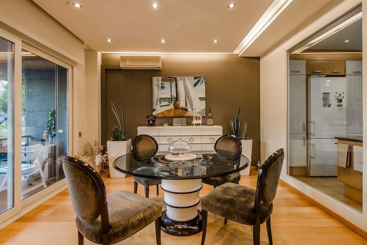 Luxe class elegant apartment - Barcelona - Apartamento