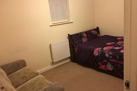 New build clean double room