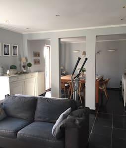 villa au calme à 35min de Bruxelles - Fontaine-l'Évêque - Dům