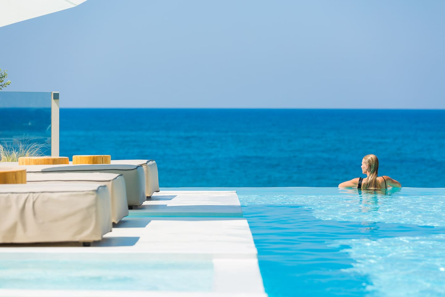 La Casa di Mare does beach life at its very best - a haven for fun & relaxation!