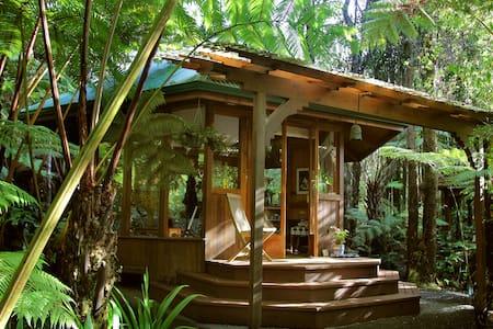 Sanctuary Cottage - Volcano Rainforest Retreat