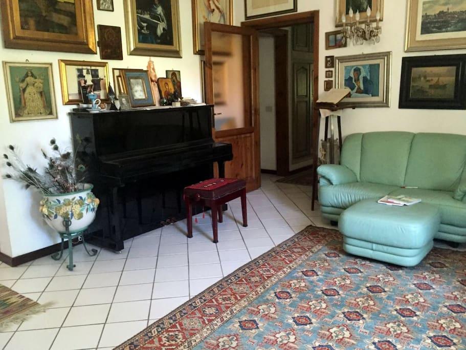 B B La Chiave Di Violino Familiare Sinfony Ville In