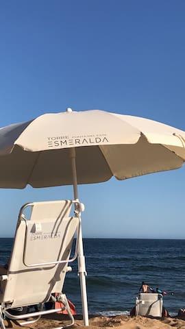 Torre Esmeralda- parada 6 Brava