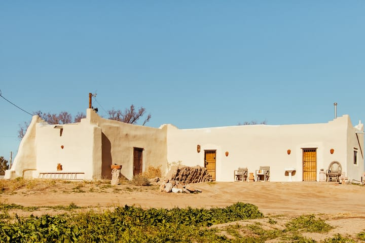 CASA PIRO - Late 1700s Adobe House