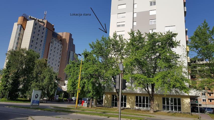 Apartman Top Location, najbolja lokacija u Tuzli