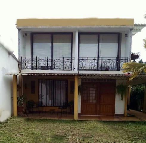Posada el refugio - Cumaral - Huis
