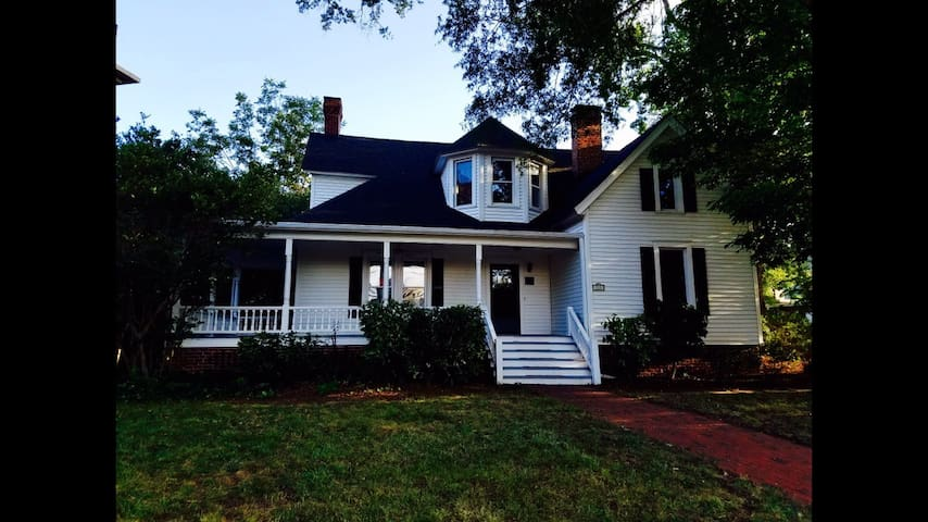 Historic Downtown Davidson The Wither's House - Davidson