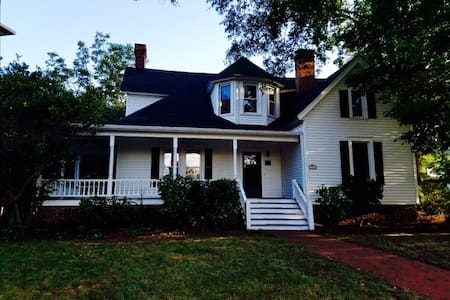 Historic Downtown Davidson The Wither's House - Davidson - Casa