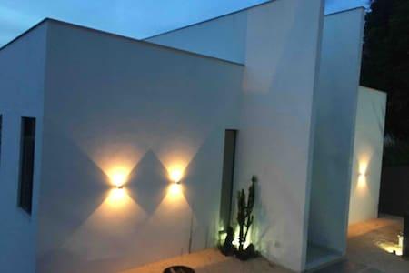 Linda casa moderna