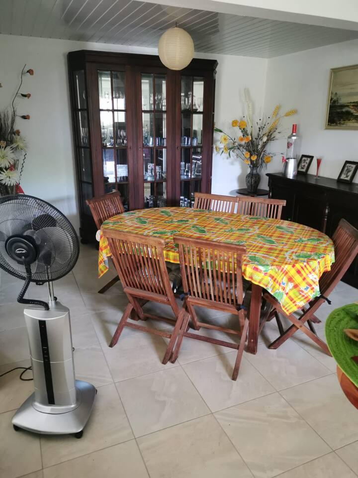 Le Petit Colibri - Appartement équipé de 120 m2
