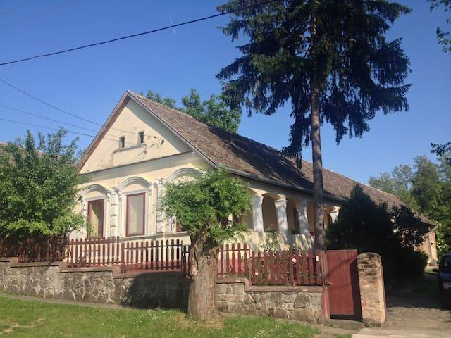 Bodor House - Romonya - Talo
