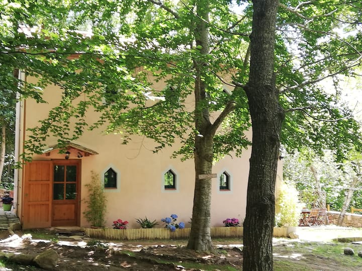 house in Montseny Natural Park
