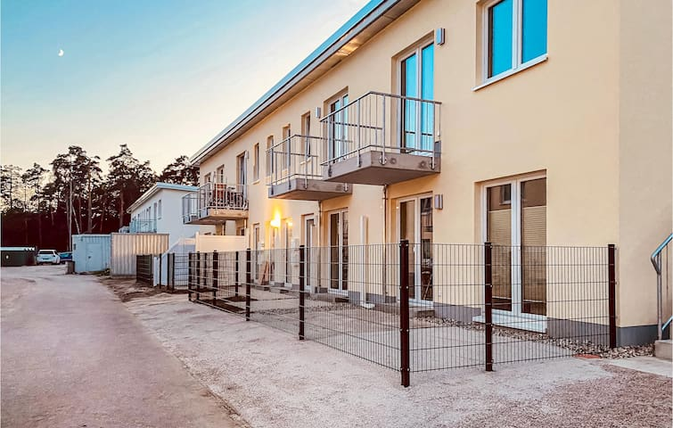 Holiday apartment with 1 bedroom on 35m² in Graal-Müritz