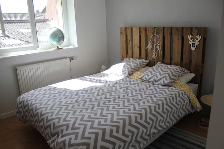 Appartement proche de la mer et du centre ville - Calais - Huoneisto