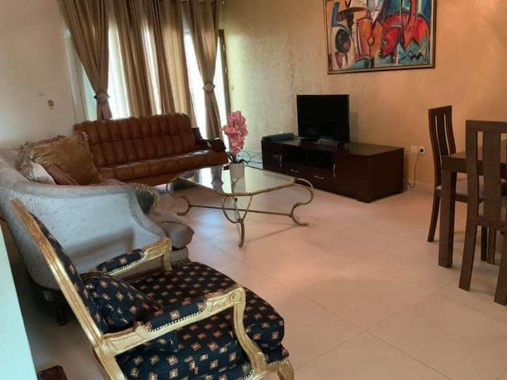Cozy, beautiful apartement in Gombe