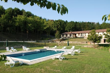 Camera in agriturismo - Badia Tedalda - Bed & Breakfast