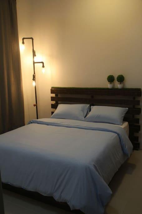 Luxury 100% Bamboo Fiber Latex Matress