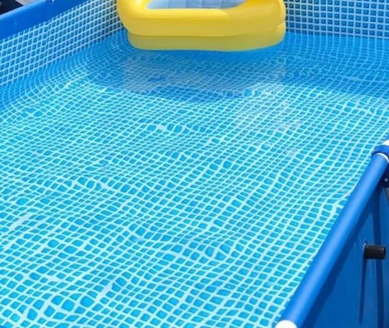 남원 애견동반숙소 수영장.넓은마당 있는 제주감성숙소에서 색다른하루