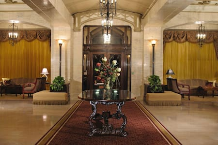 Historic downtown hotel room - use my timeshare! - Seattle - Timeshare