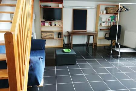 Loft atelier d'artiste / M° RER Stade de France - Saint-Denis