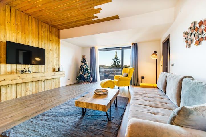 Cosy Loft flat in Silver Mountain of Poiana Brasov