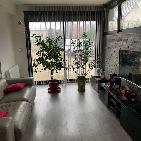 Appartement meublé à Claye Souilly
