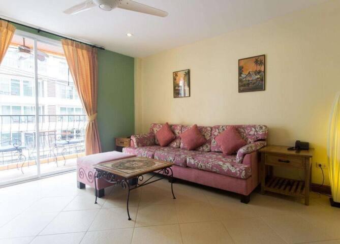Einfache, komfortable 1 - Zimmer - wohnung