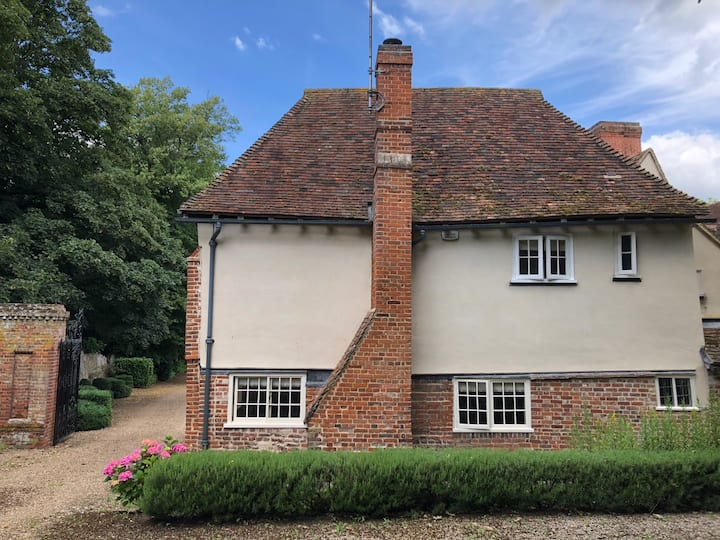 Step back in history and stay in a 14th c home