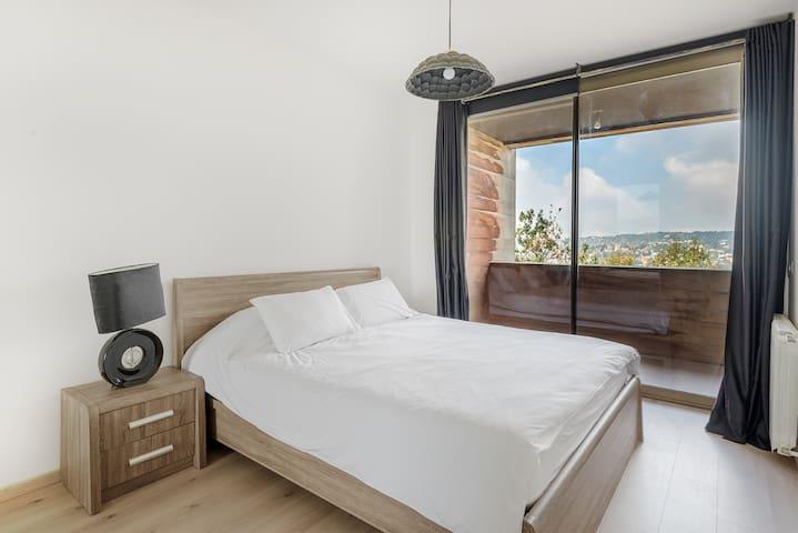 1BD bedroom