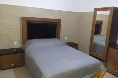 Cómoda, privada y céntrica habitación