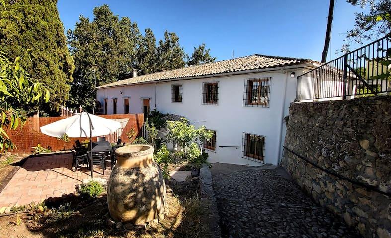 Casa Rural  El Cauchil Chico.