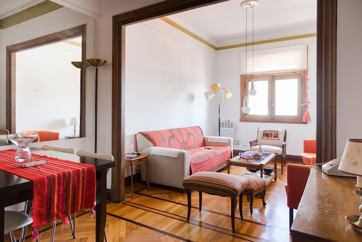 Cozy room in historic building - Buenos Aires - Byt