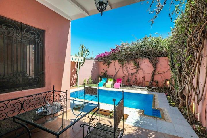 Charmante villa au centre ville de Marrakech