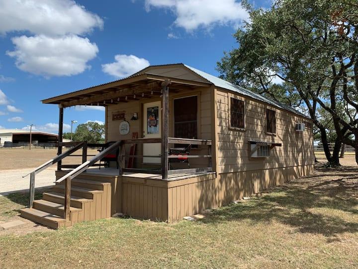 Tabasco Ranch   Pony Cabin   Romantic Getaway
