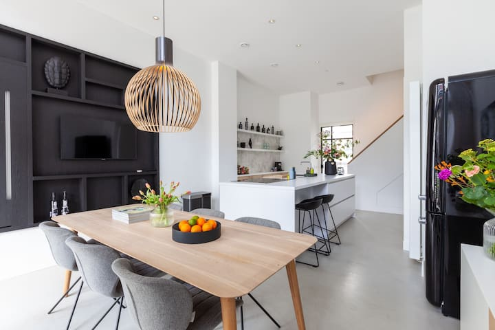 Brand New | Loft Appartment with Canal View